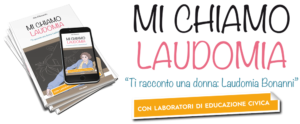 Mi chiamo Laudomia